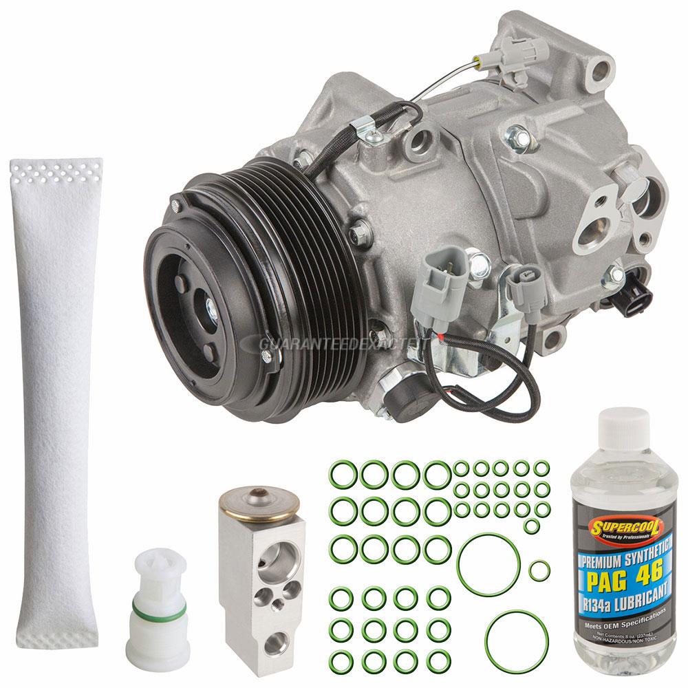 2012 Lexus Es 350 For Sale: Lexus ES350 AC Compressor And Components Kit Parts, View