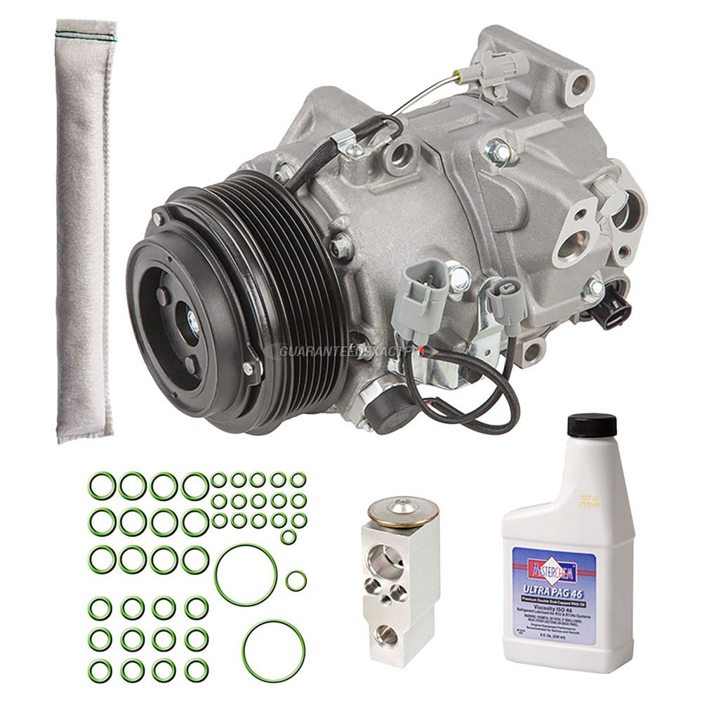 2007 Lexus Es Camshaft: 2007 Lexus ES350 A/C Compressor And Components Kit All