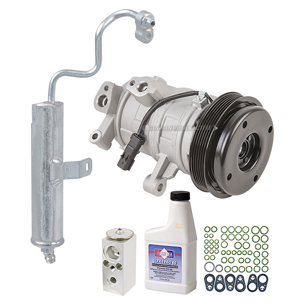 A/C Compressor and Components Kit 60-82252 RK