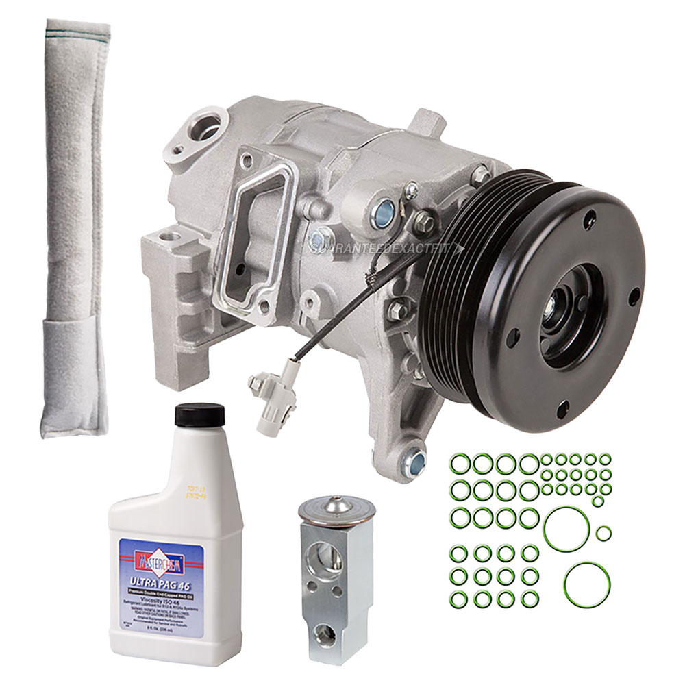 Lexus IS300 A/C Compressor and Components Kit
