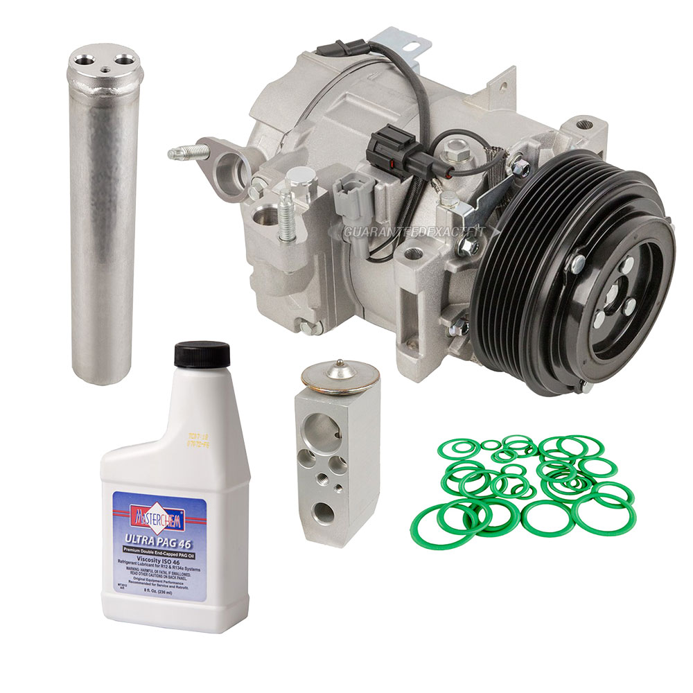 BuyAutoParts 60-82388RK A/C Compressor and Components Kit