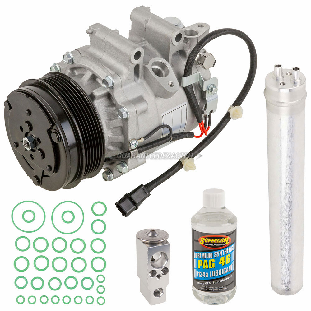 Acura ILX A/C Compressor and Components Kit