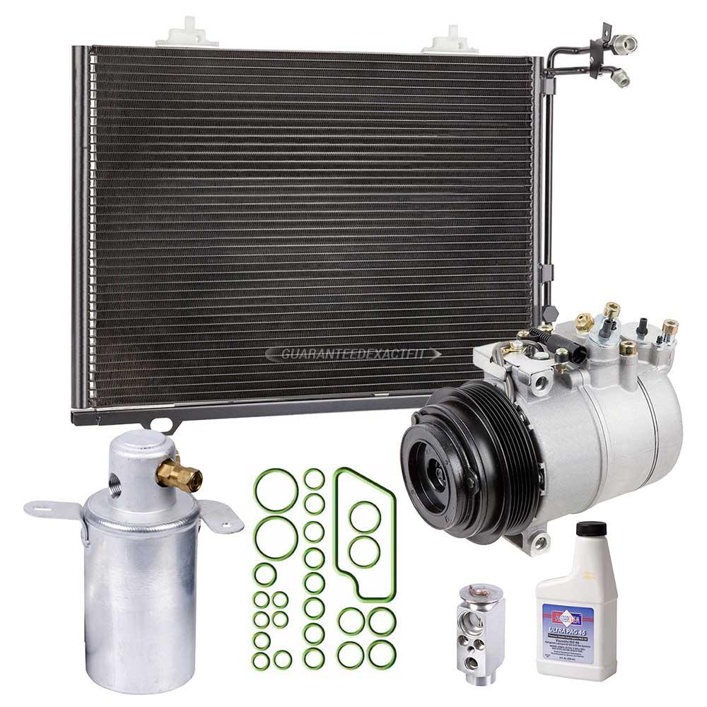 Mercedes_Benz C36 AMG A/C Compressor and Components Kit