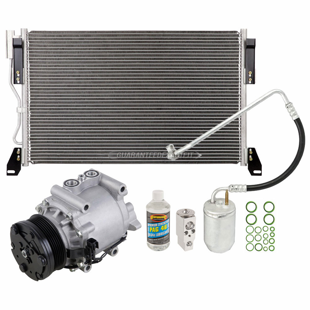 Mercury Montego A/C Compressor and Components Kit