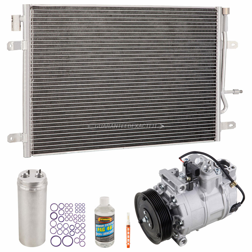 Audi RS4 A/C Compressor and Components Kit