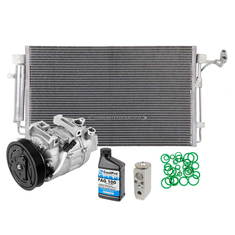 BuyAutoParts 60-82661R6 A/C Compressor and Components Kit