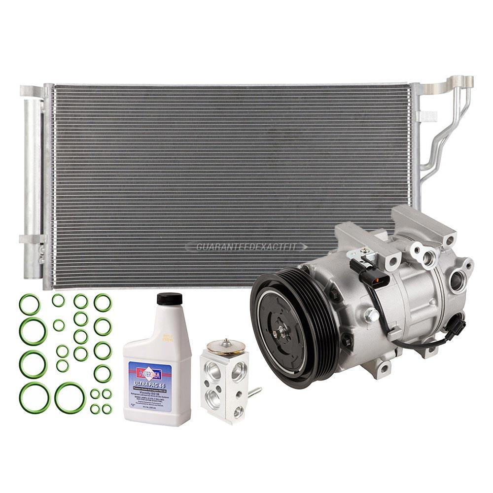 2012 Kia Optima A/C Compressor And Components Kit 2.4L