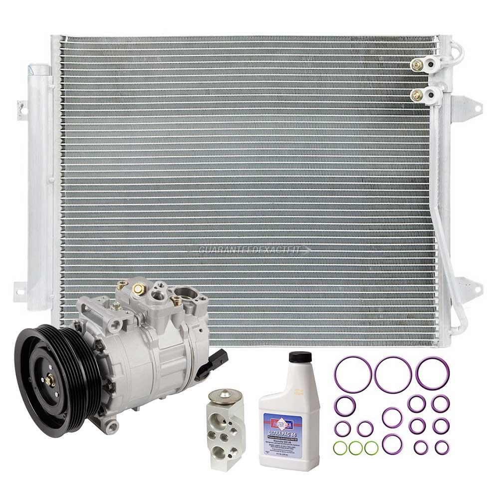 2013 volkswagen passat a c compressor and components kit 2 5l engine 60 82730 r6. Black Bedroom Furniture Sets. Home Design Ideas