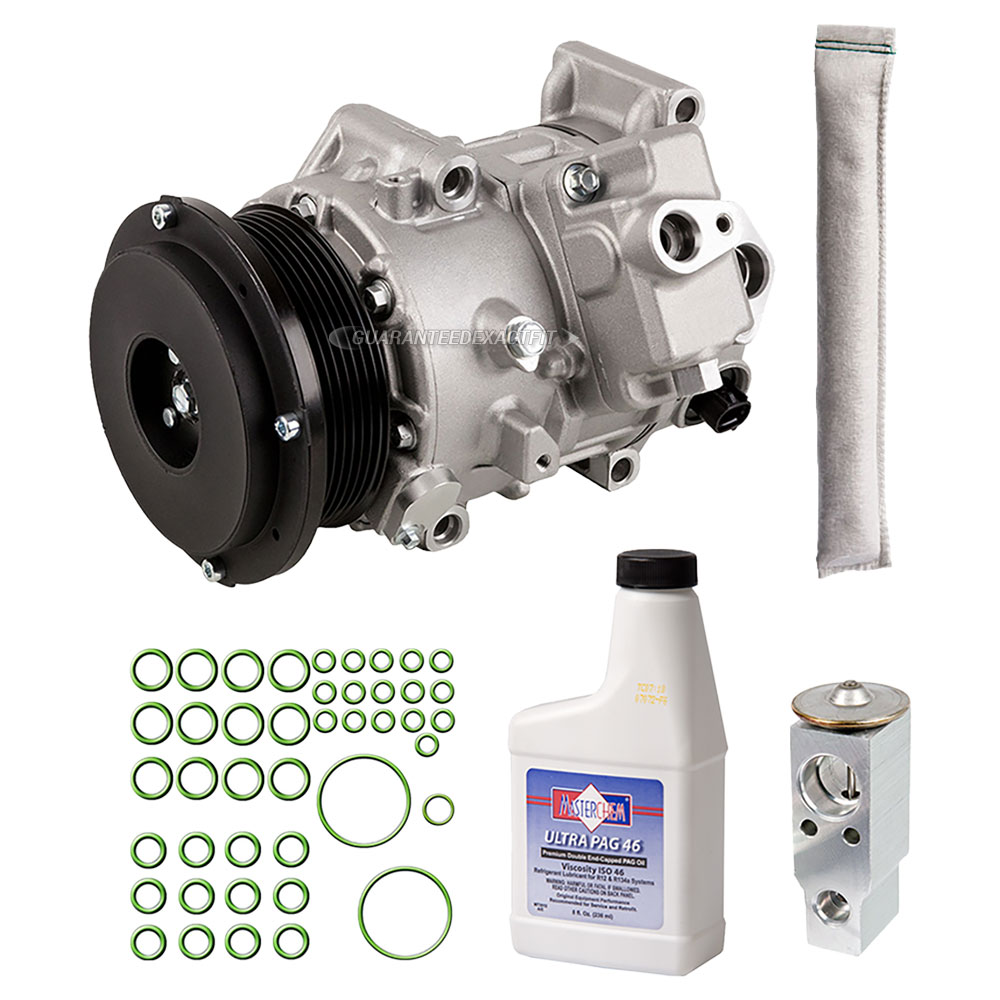 Lexus IS F A/C Compressor and Components Kit