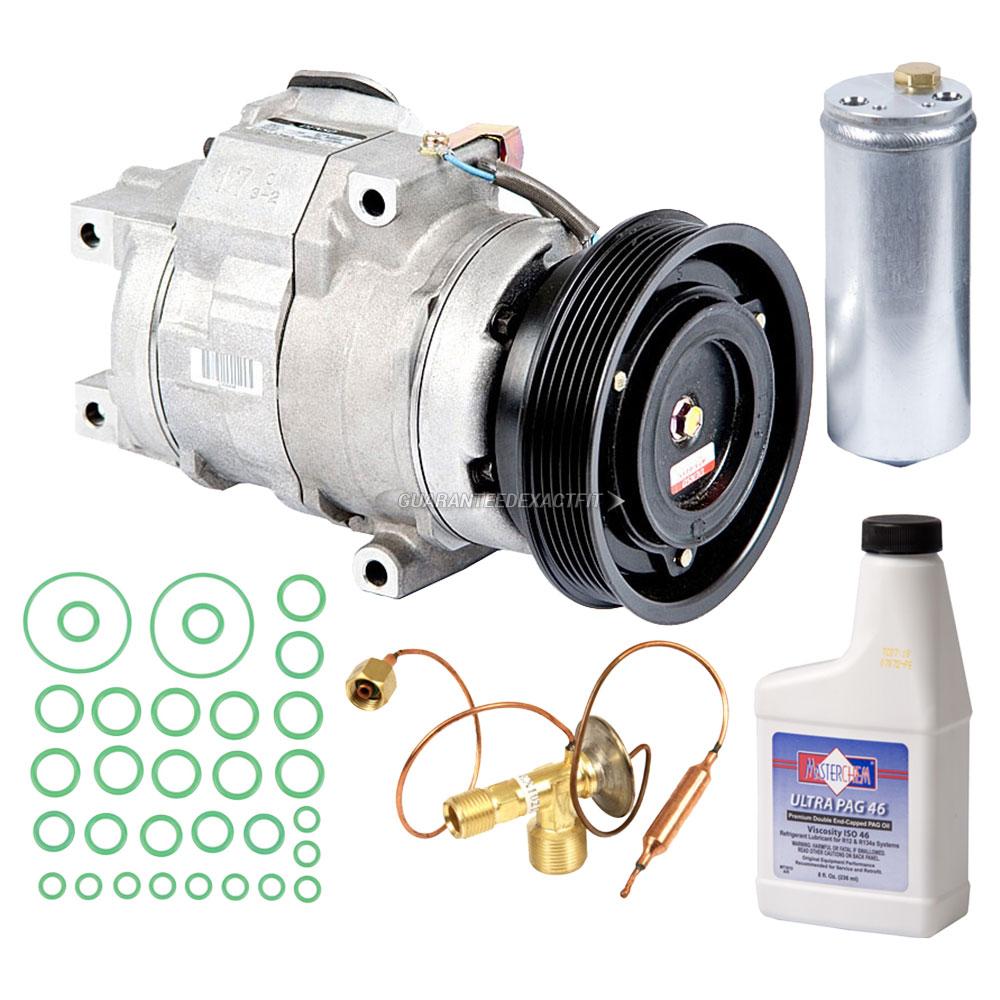Acura CL A/C Compressor and Components Kit