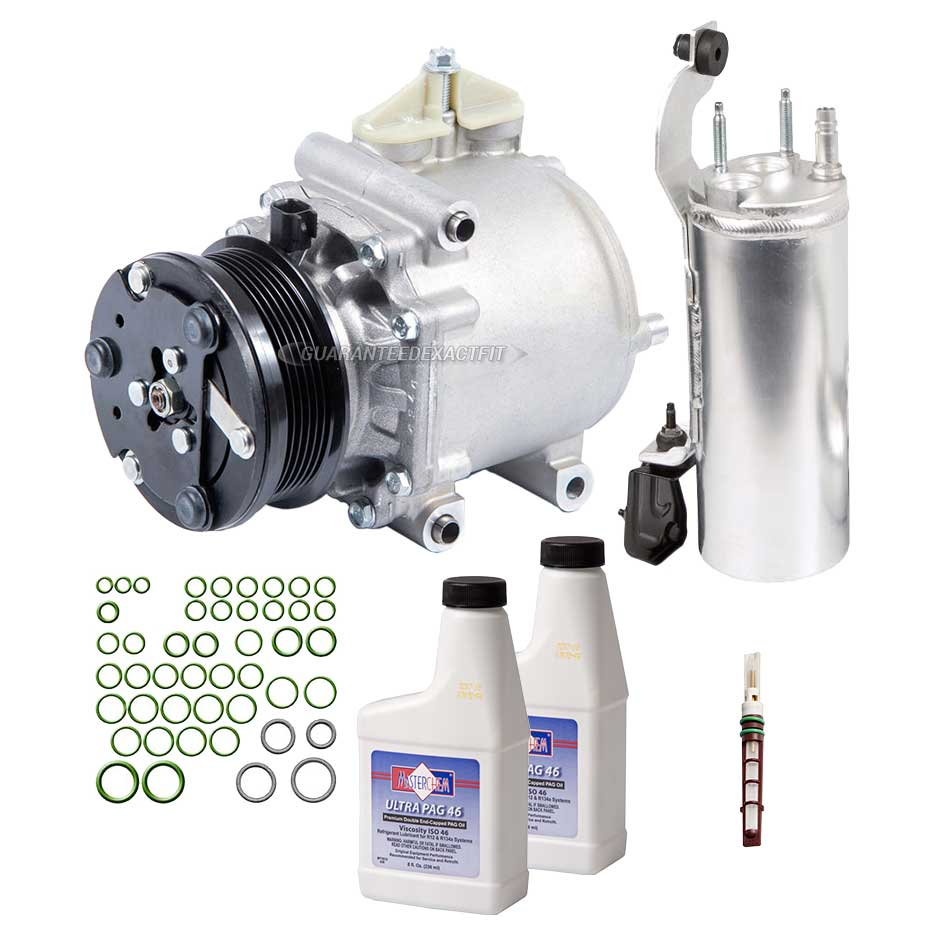 2003 mercury mountaineer a c compressor and components kit. Black Bedroom Furniture Sets. Home Design Ideas