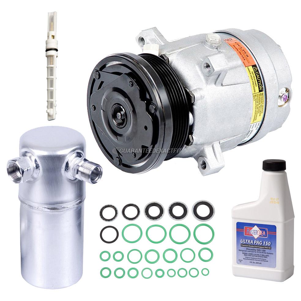 NEW AC Compressor BUICK REGAL 3.1L 1994-1995 *KIT*