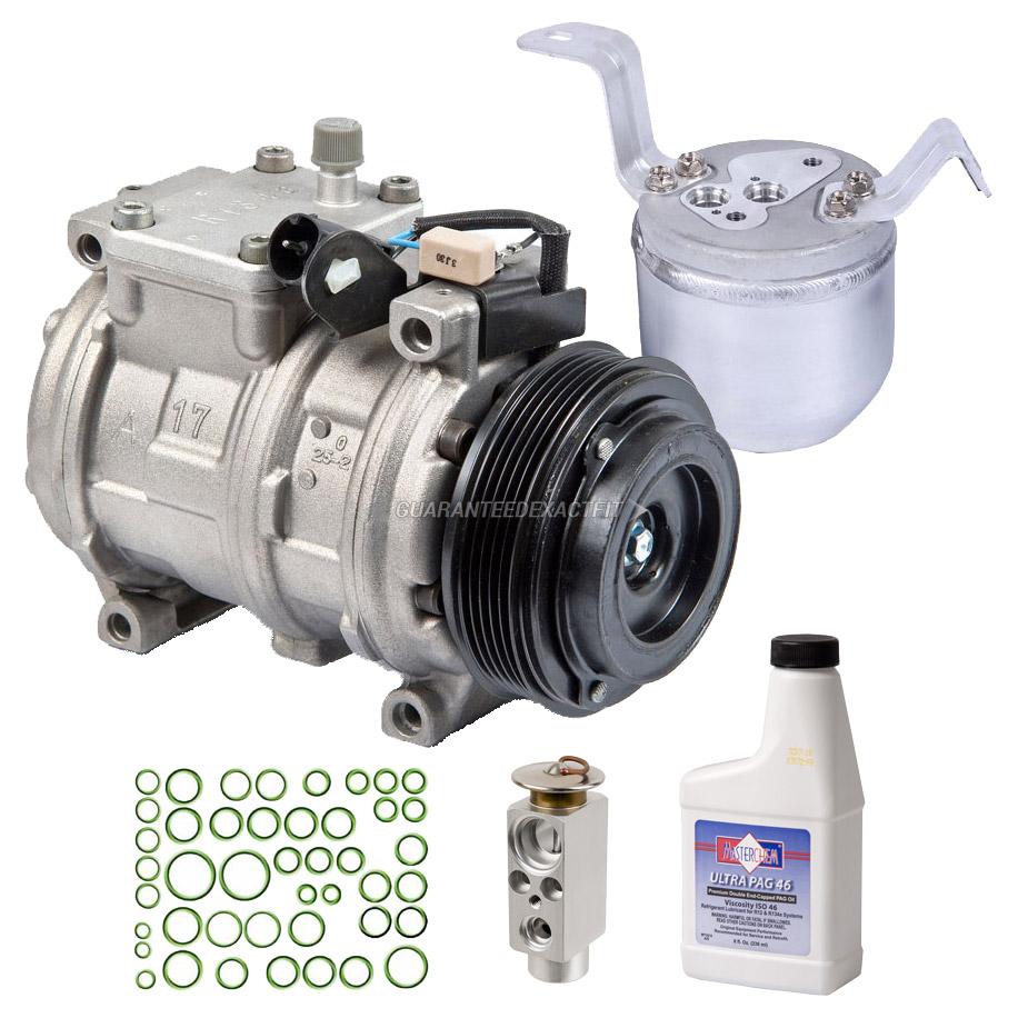 BMW 325i A/C Compressor and Components Kit