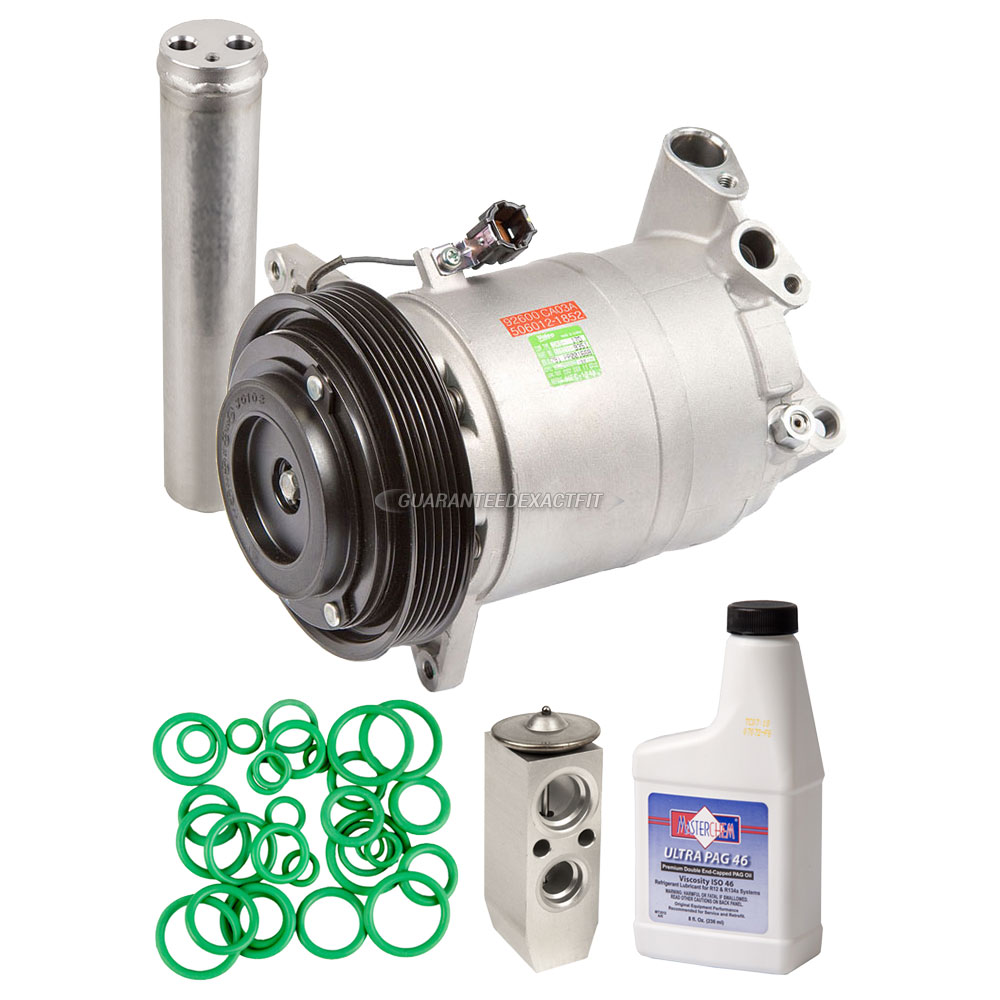 BuyAutoParts 60-83436RN A/C Compressor and Components Kit