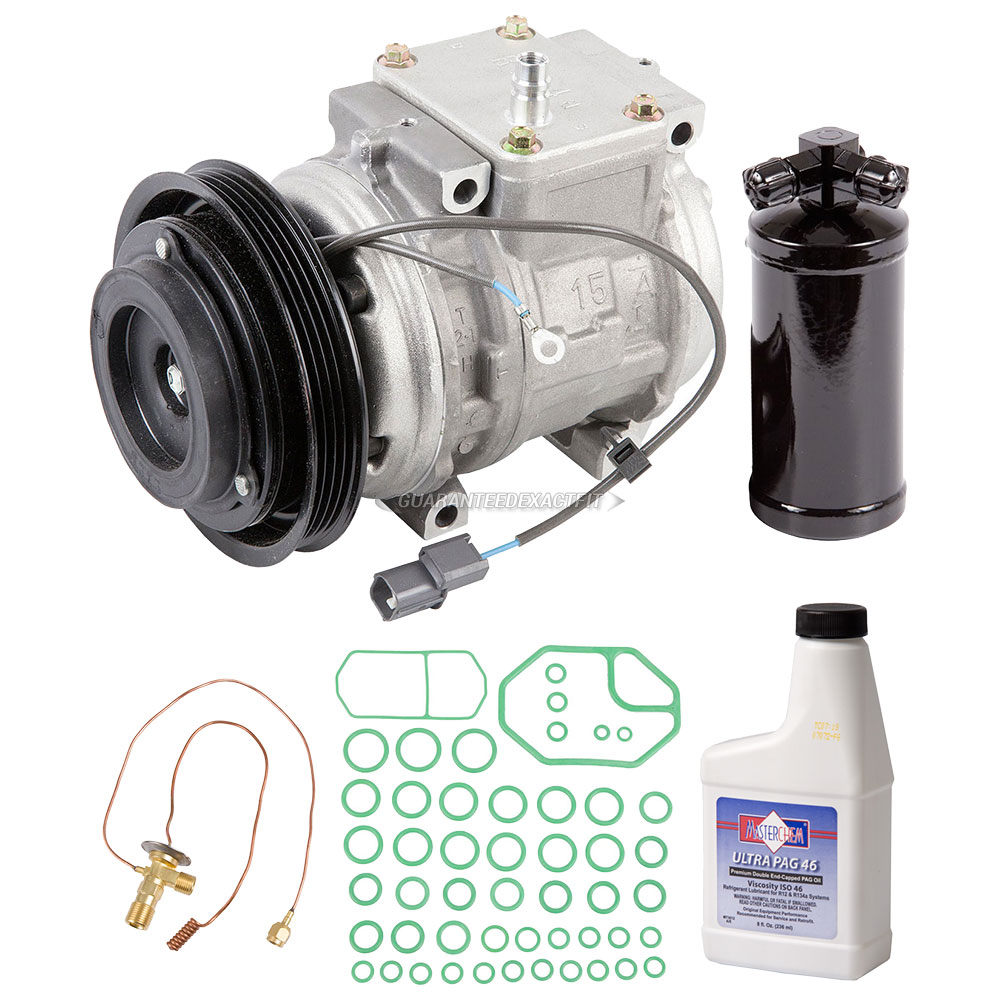 For Acura Integra 1990 1991 1992 1993 OEM AC Compressor W