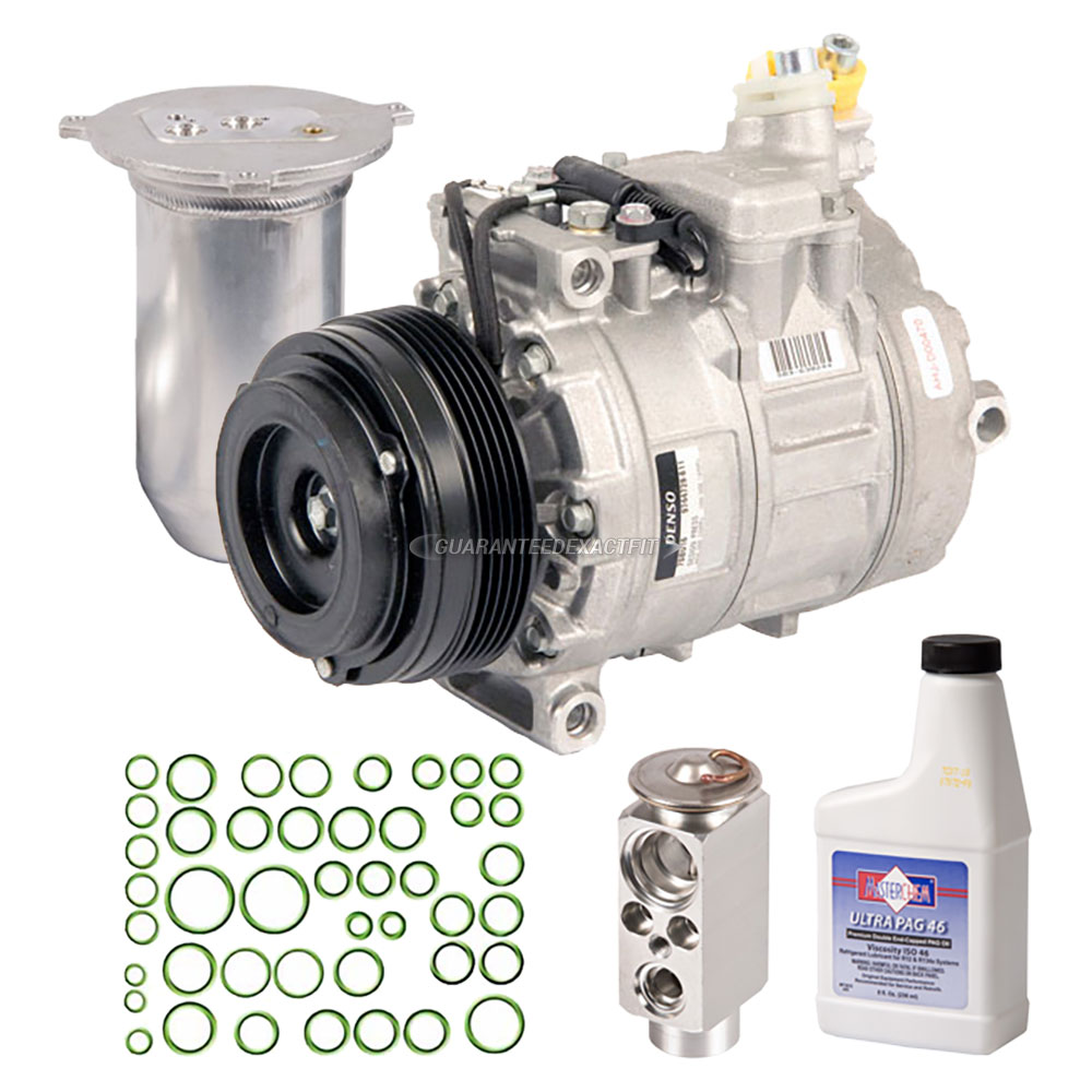 BMW 528 A/C Compressor and Components Kit