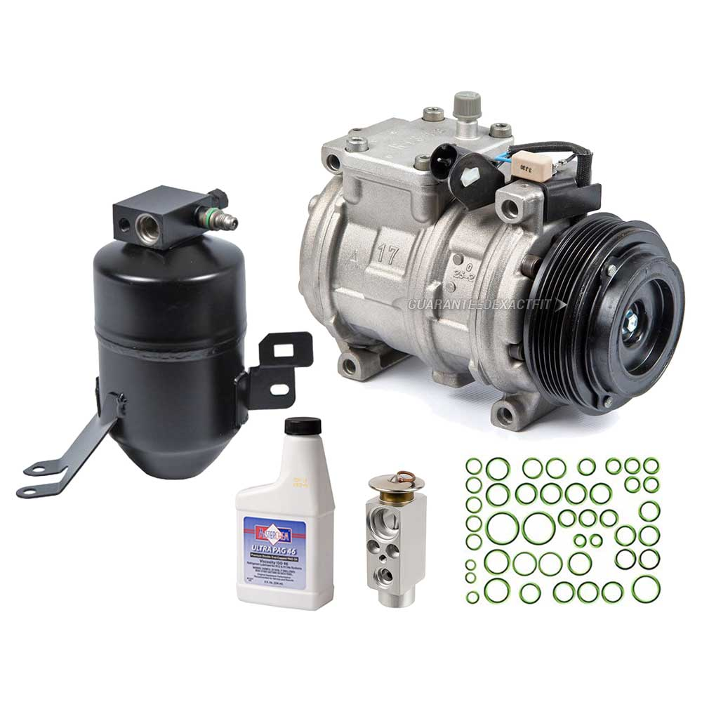 BMW 840 A/C Compressor and Components Kit