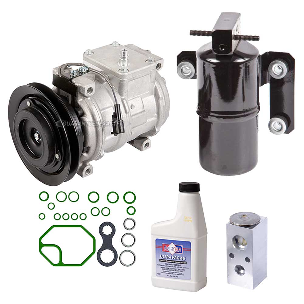 Plymouth Sundance A/C Compressor and Components Kit