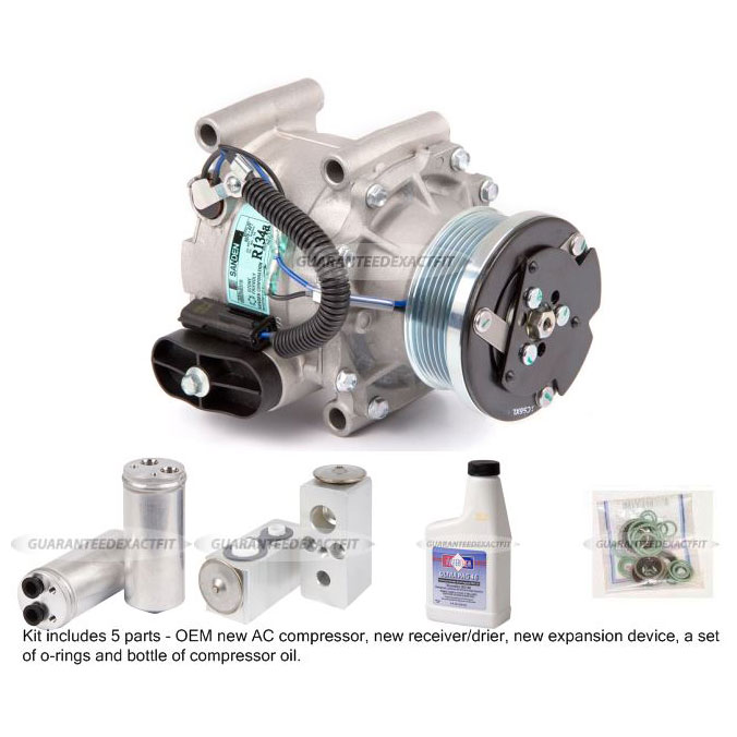 A/C Compressor and Components Kit 60-83622 RN