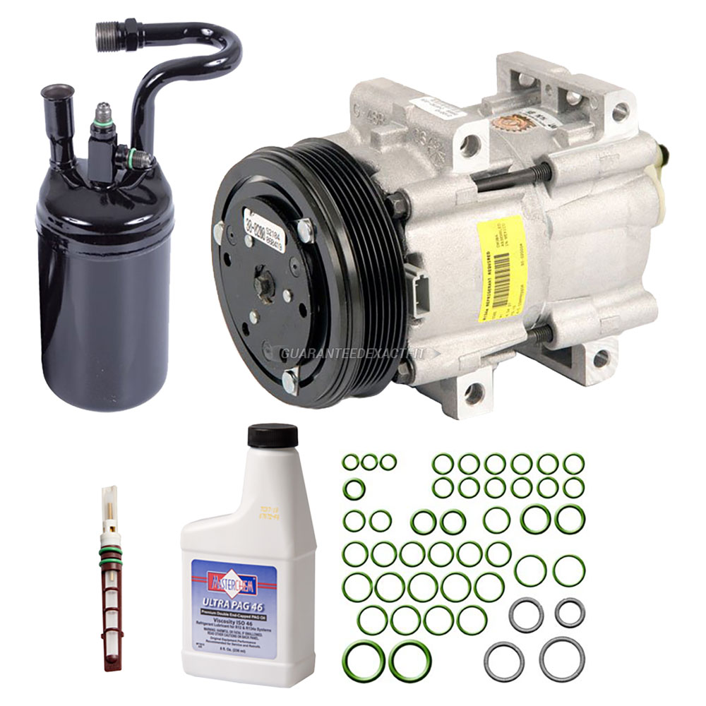 1993 ford ranger a c compressor and components kit 3 0l or for Ford ranger motor oil type