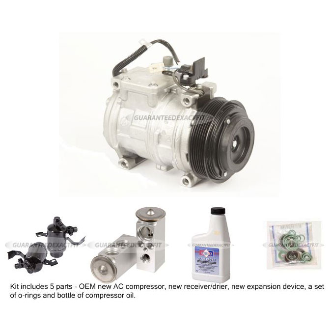 A/C Compressor and Components Kit 60-83758 RN