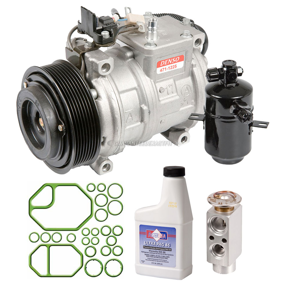 Mercedes Benz 600SL A/C Compressor and Components Kit