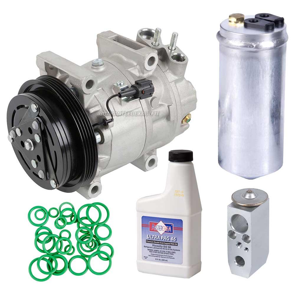 2002 nissan pathfinder a c compressor and components kit for 2002 nissan pathfinder motor oil type