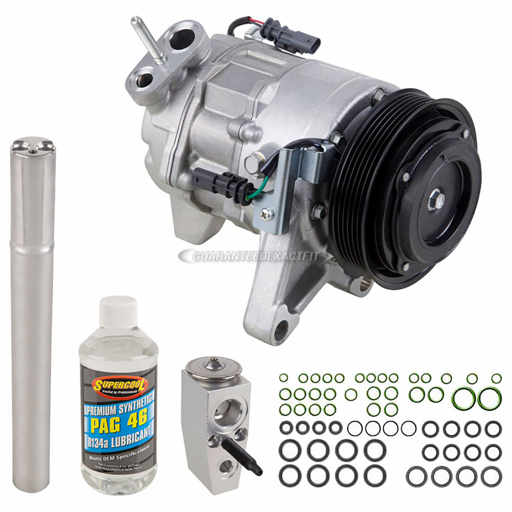 For Chevy Equinox GMC Terrain 2012-2015 OEM AC Compressor