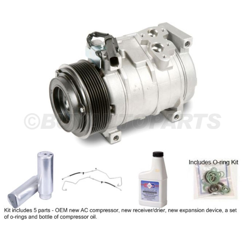Dodge Viper A/C Compressor and Components Kit