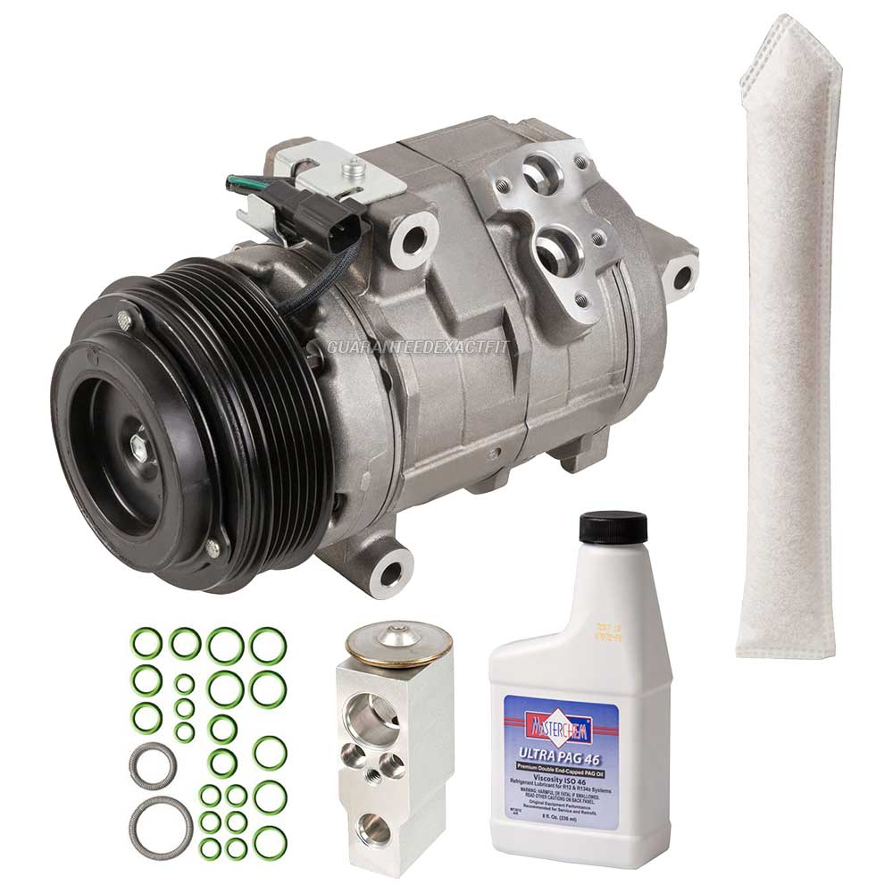 2011 ford edge a c compressor and components kit all for Ford edge motor oil type