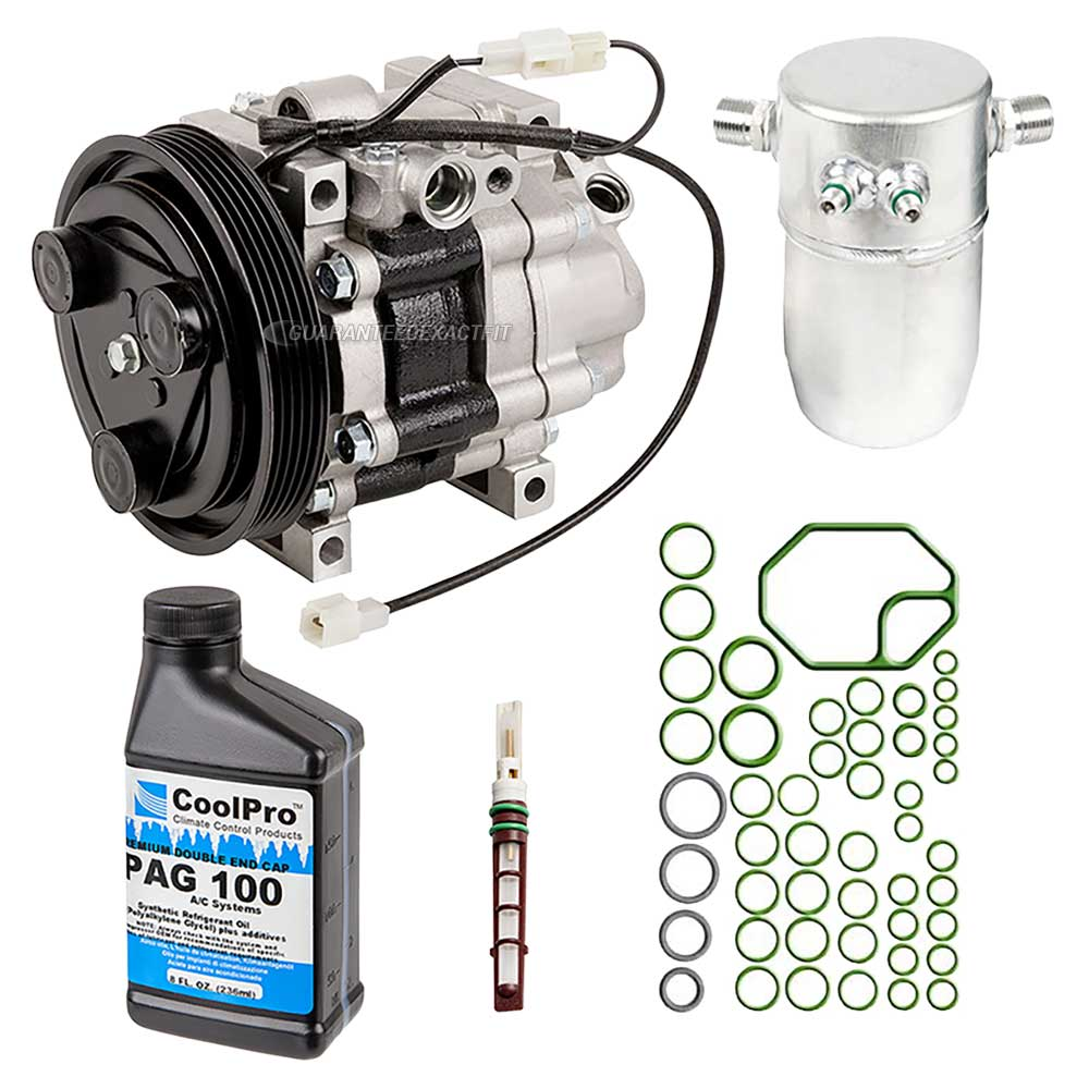 Ford Probe A/C Compressor and Components Kit