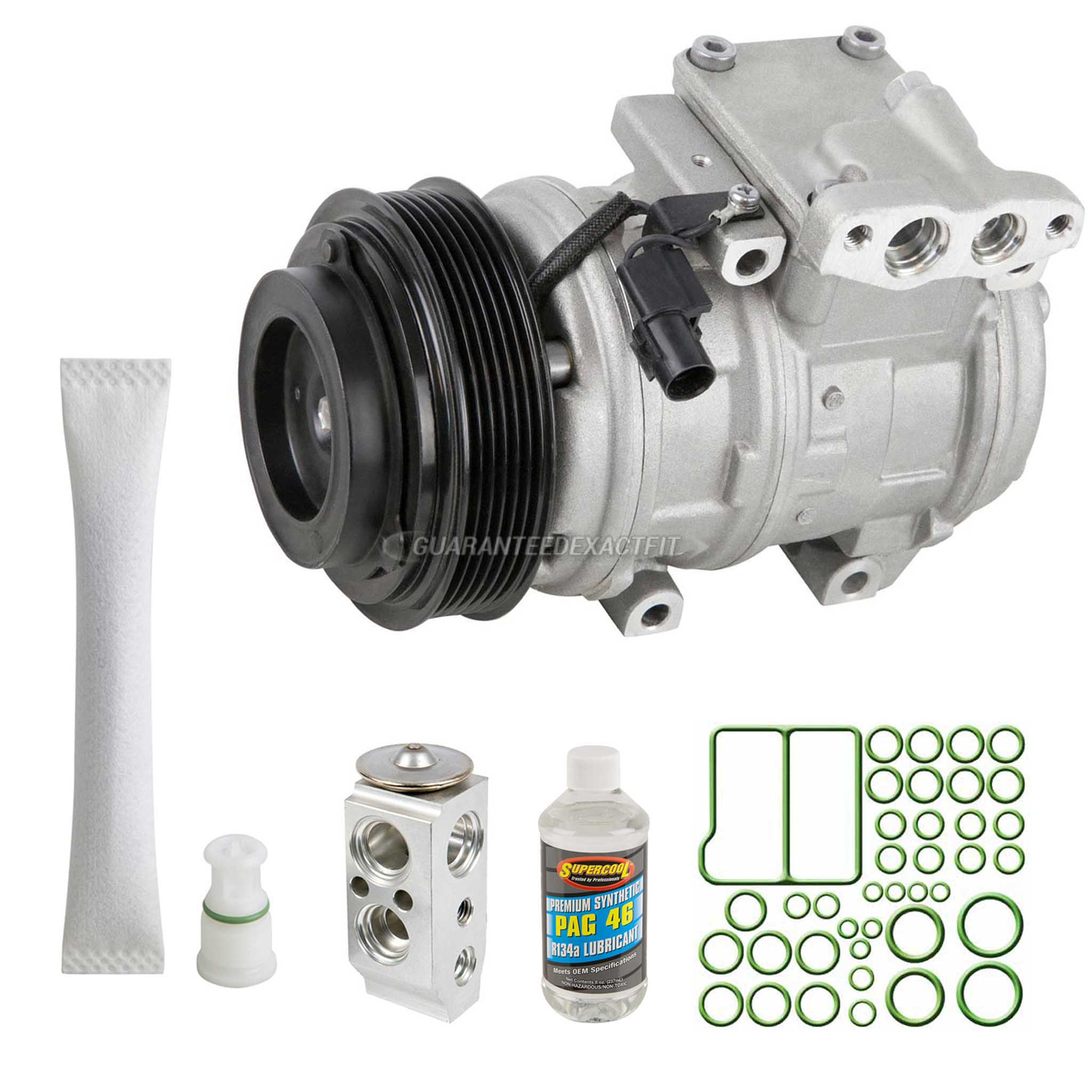BuyAutoParts 60-84406RN A/C Compressor and Components Kit