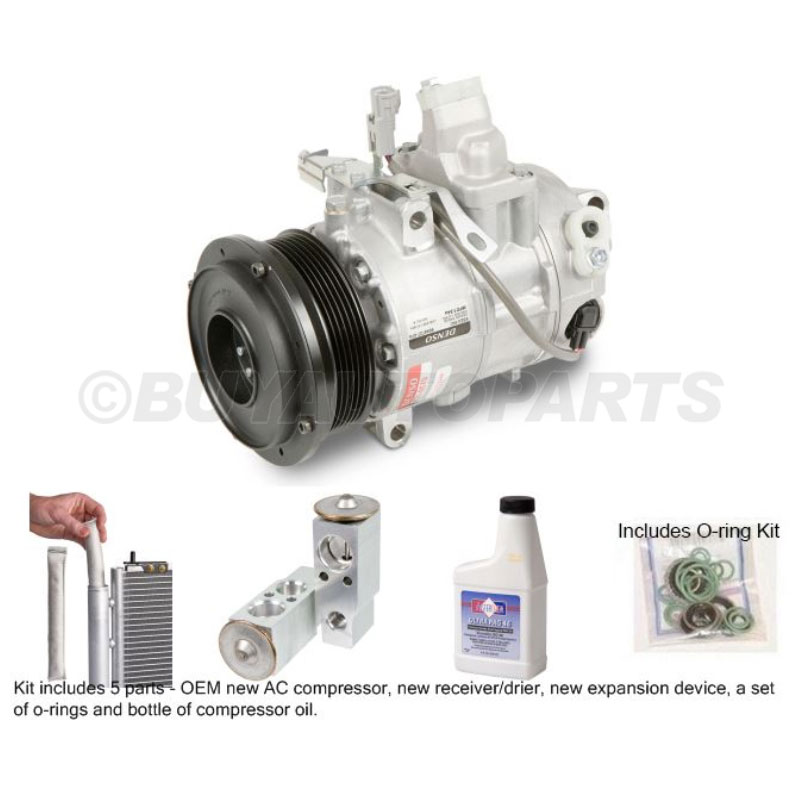 Lexus GS400 A/C Compressor and Components Kit