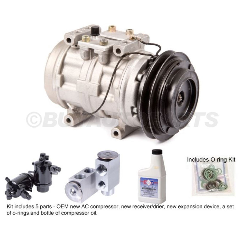 Mercedes_Benz 560SEC A/C Compressor and Components Kit