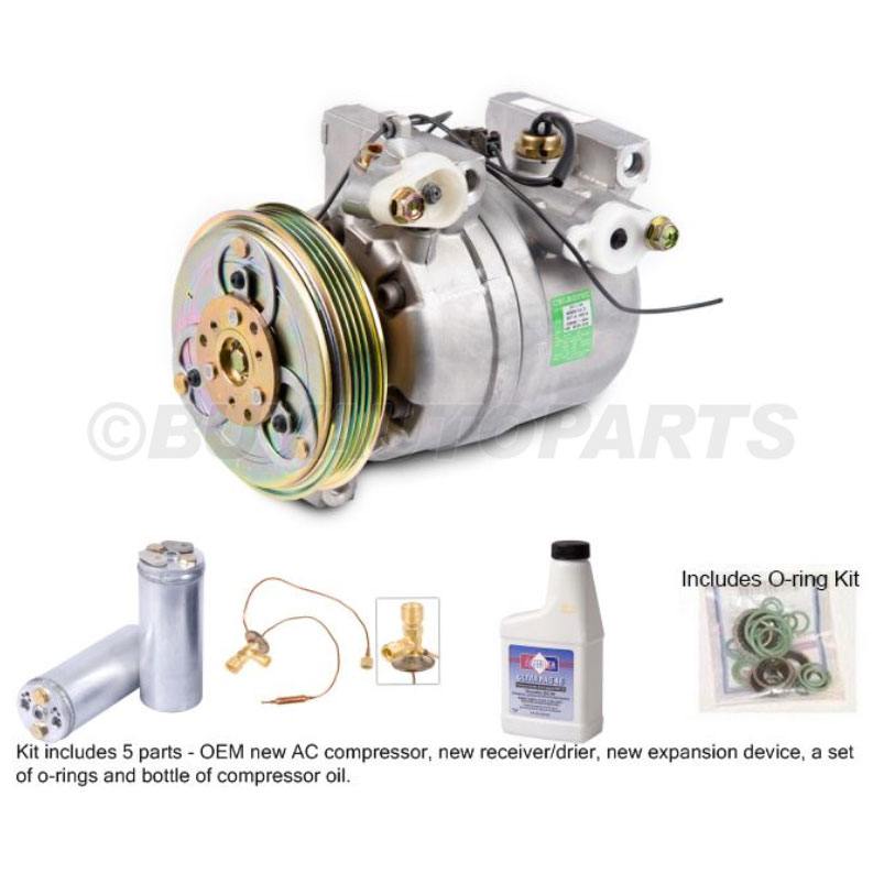 A/C Compressor and Components Kit 60-84548 RN