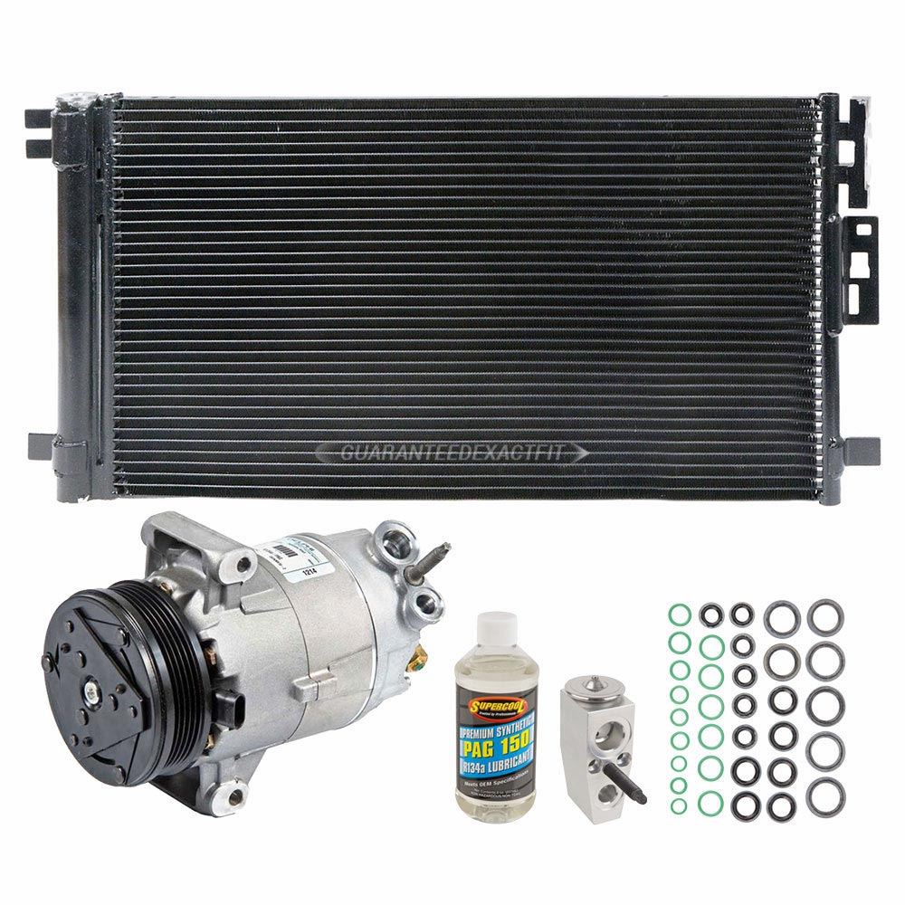 Buyautoparts 60 84768r5 Buy Auto Parts 2003 Saturn Ion Coil Pack A C Compressor And Components Kit