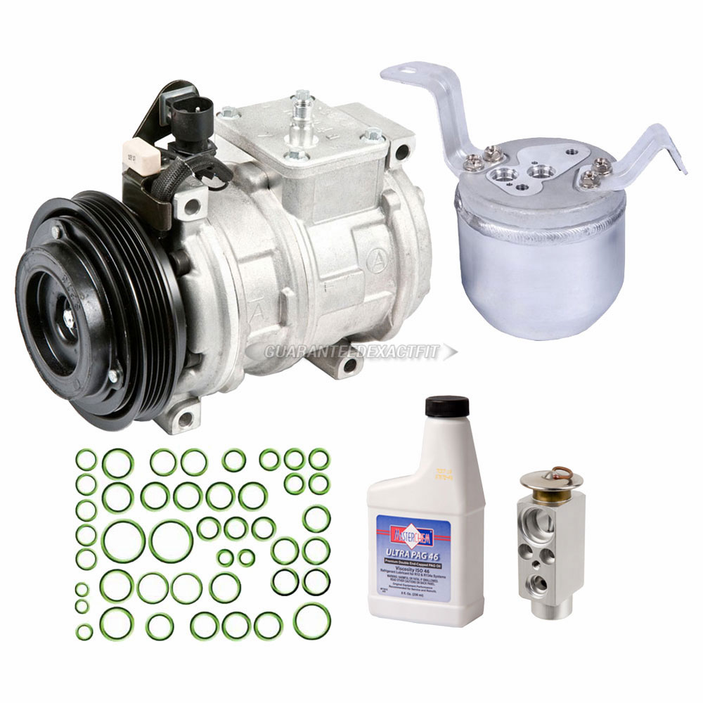 BMW 318ti A/C Compressor and Components Kit