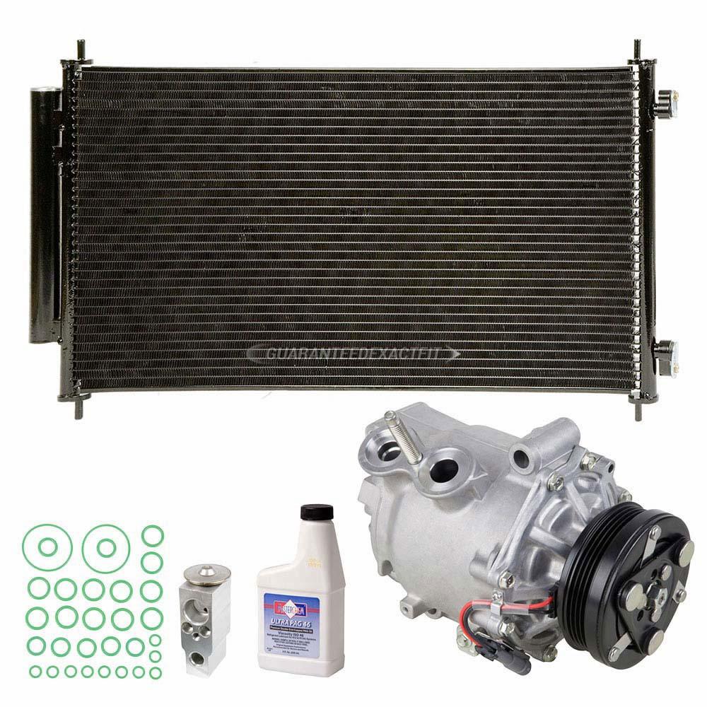 2011 honda crv a c compressor and components kit all for 2011 honda crv motor oil type