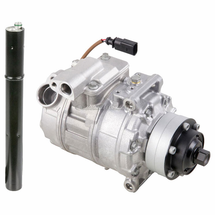 Audi RS5 A/C Compressor and Components Kit