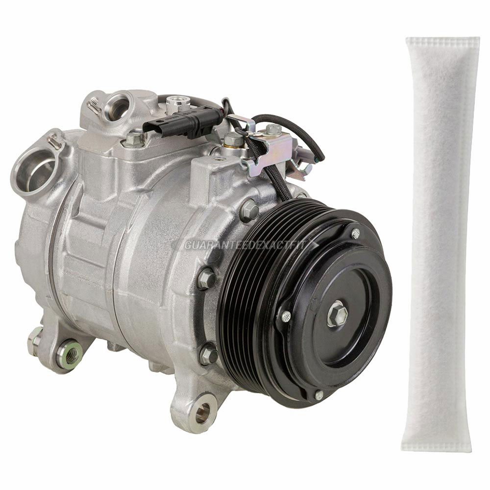 BMW 328i GT xDrive A/C Compressor and Components Kit