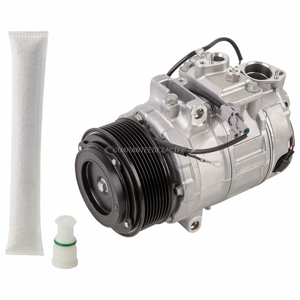 BMW 335i GT xDrive A/C Compressor and Components Kit