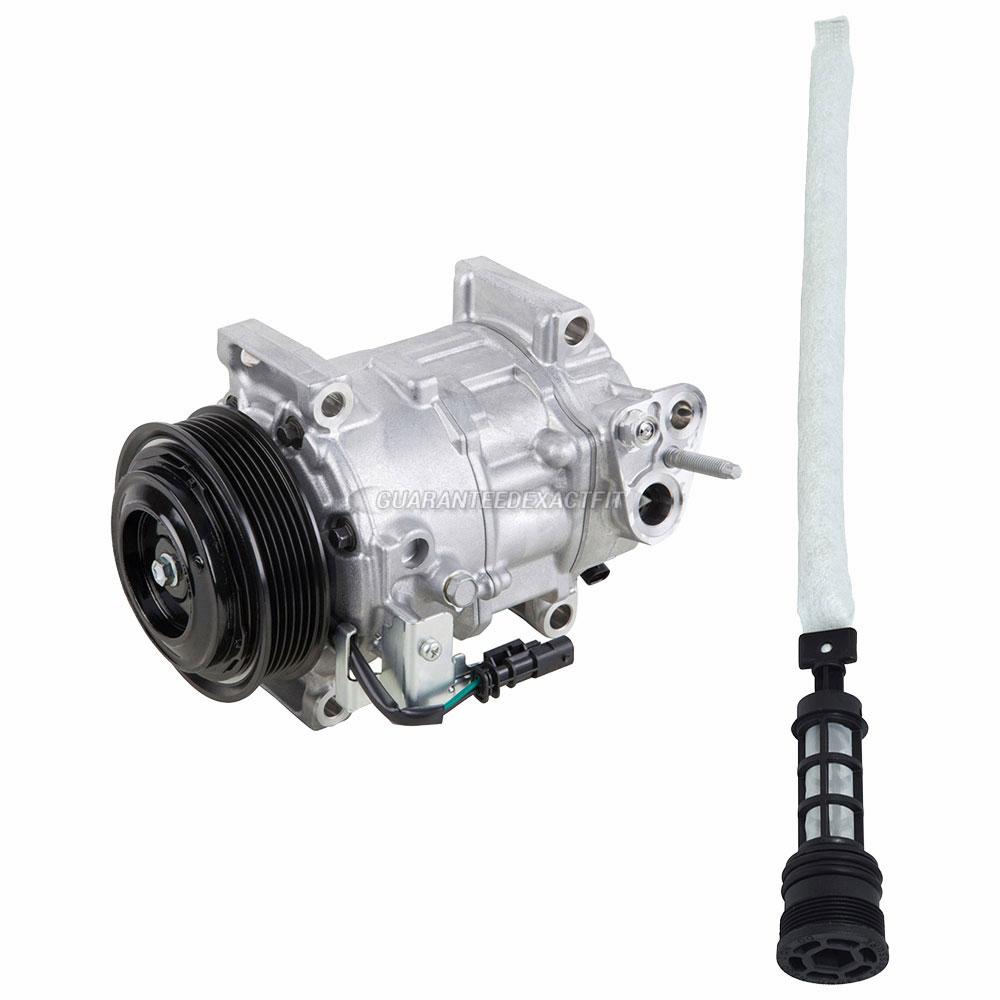 AC Compressor A//C Clutch For 2015 Chevy Silverado GMC Sierra Duramax Diesel