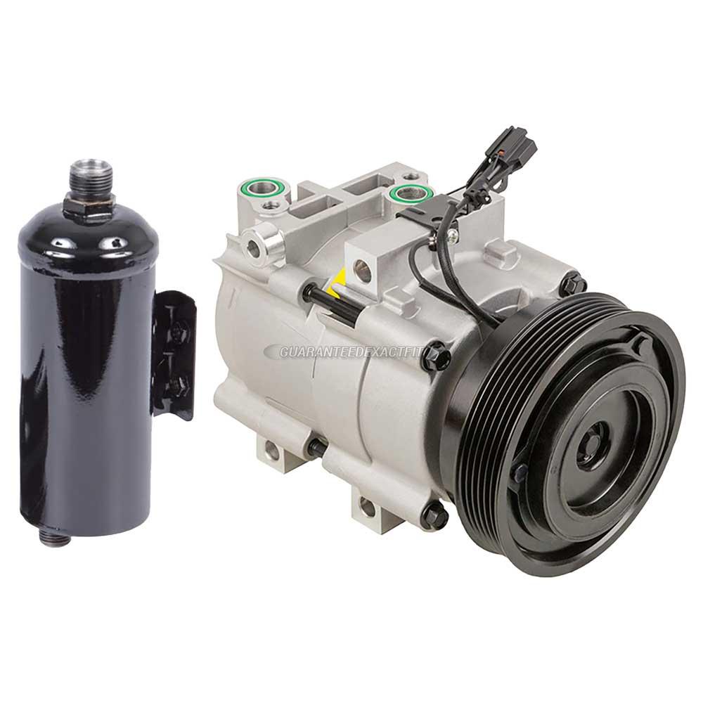 Kia Magentis A/C Compressor and Components Kit