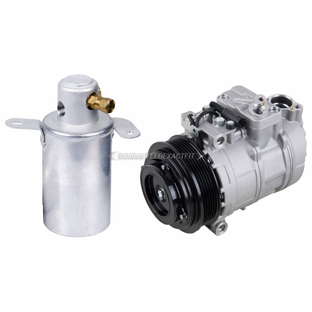 Mercedes Benz C280 A/C Compressor and Components Kit
