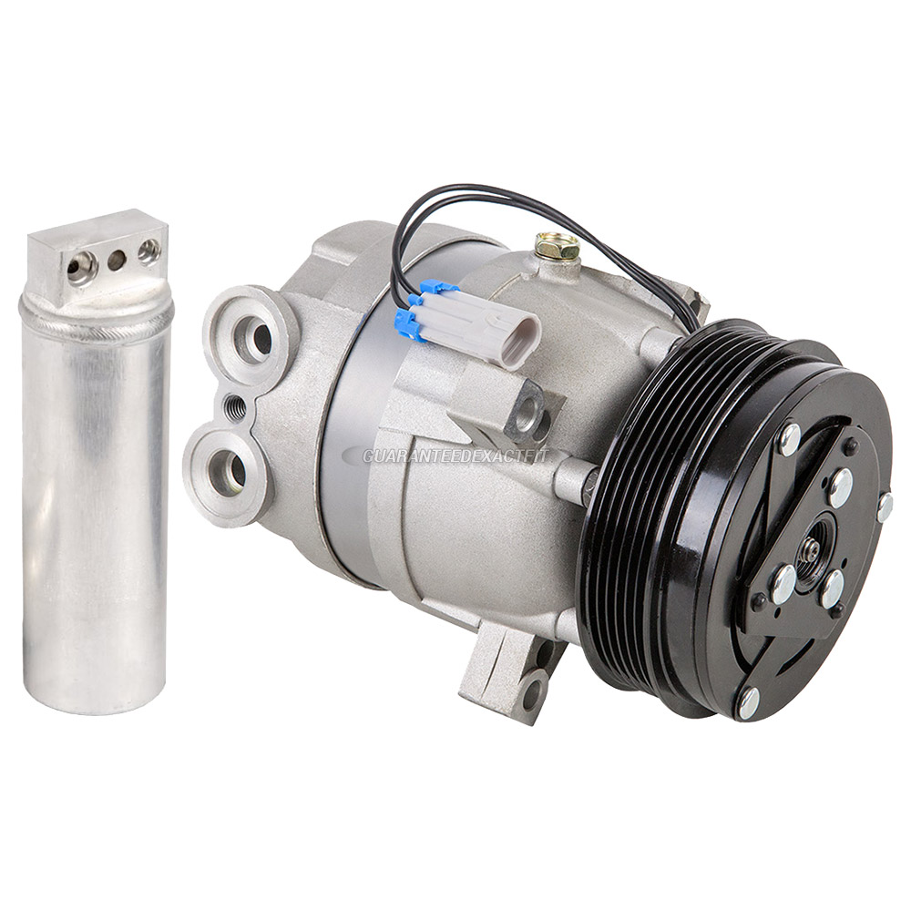 Cadillac Catera Ac Compressor And Components Kit Oem Aftermarket