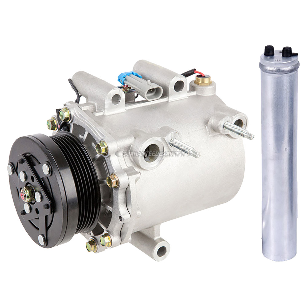 2002 Buick Rendezvous A/C Compressor and Components Kit