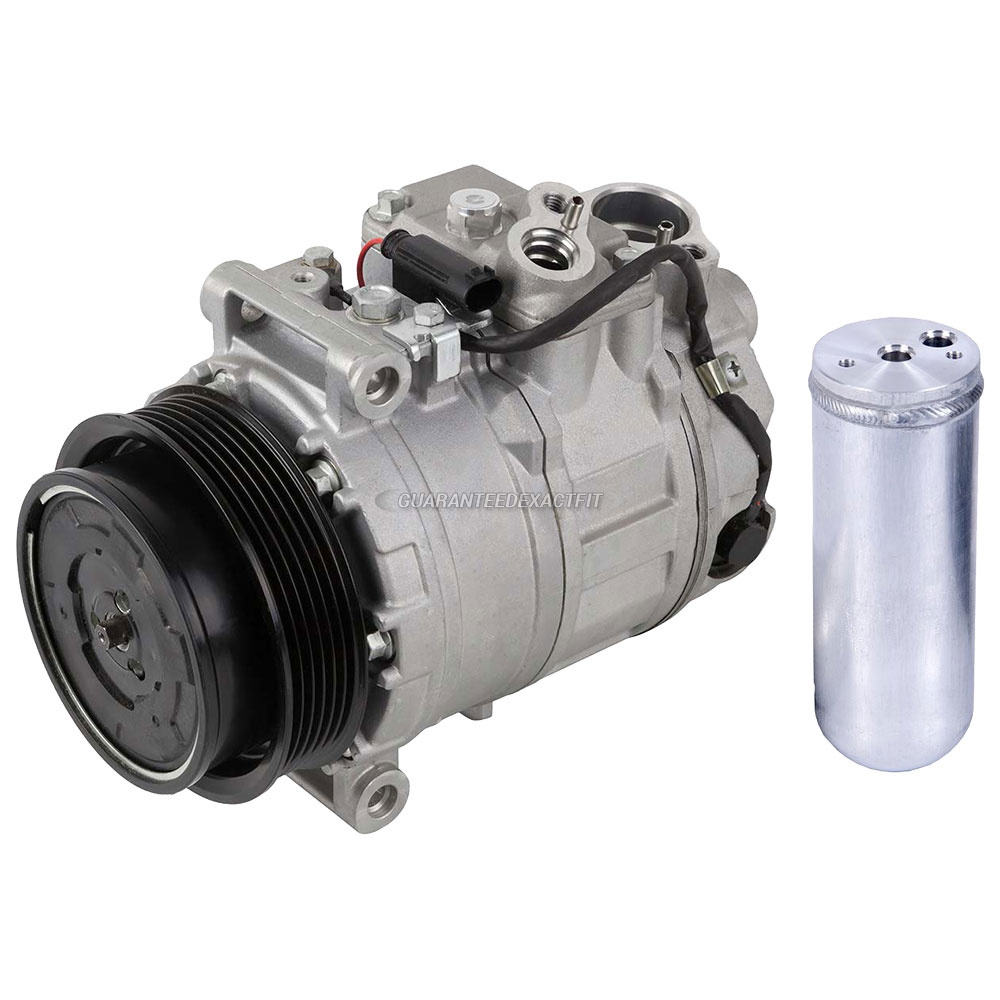 2005 mercedes benz ml500 a c compressor and components kit for Mercedes benz ml500 parts