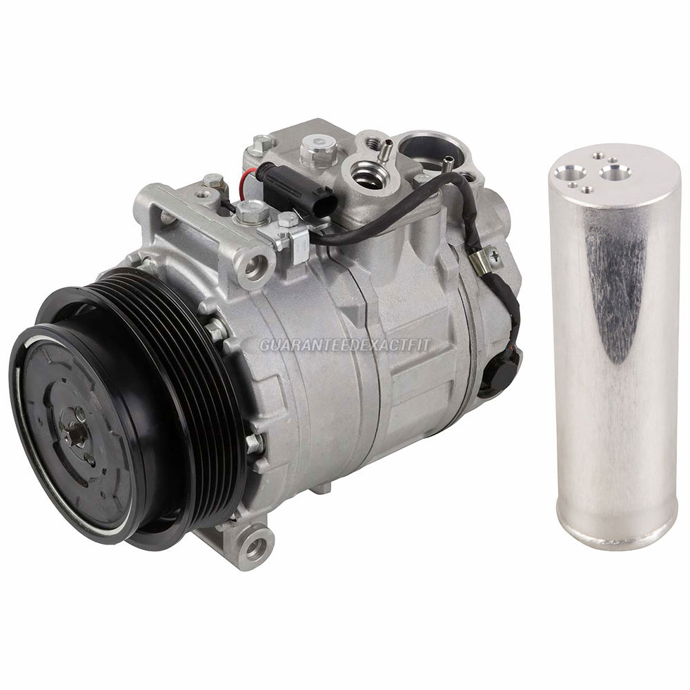Mercedes Benz SL63 AMG A/C Compressor and Components Kit