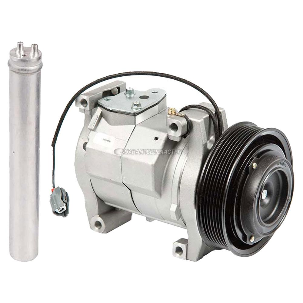 2005 honda accord a c compressor and components kit 2 4l for Honda air compressor motor parts
