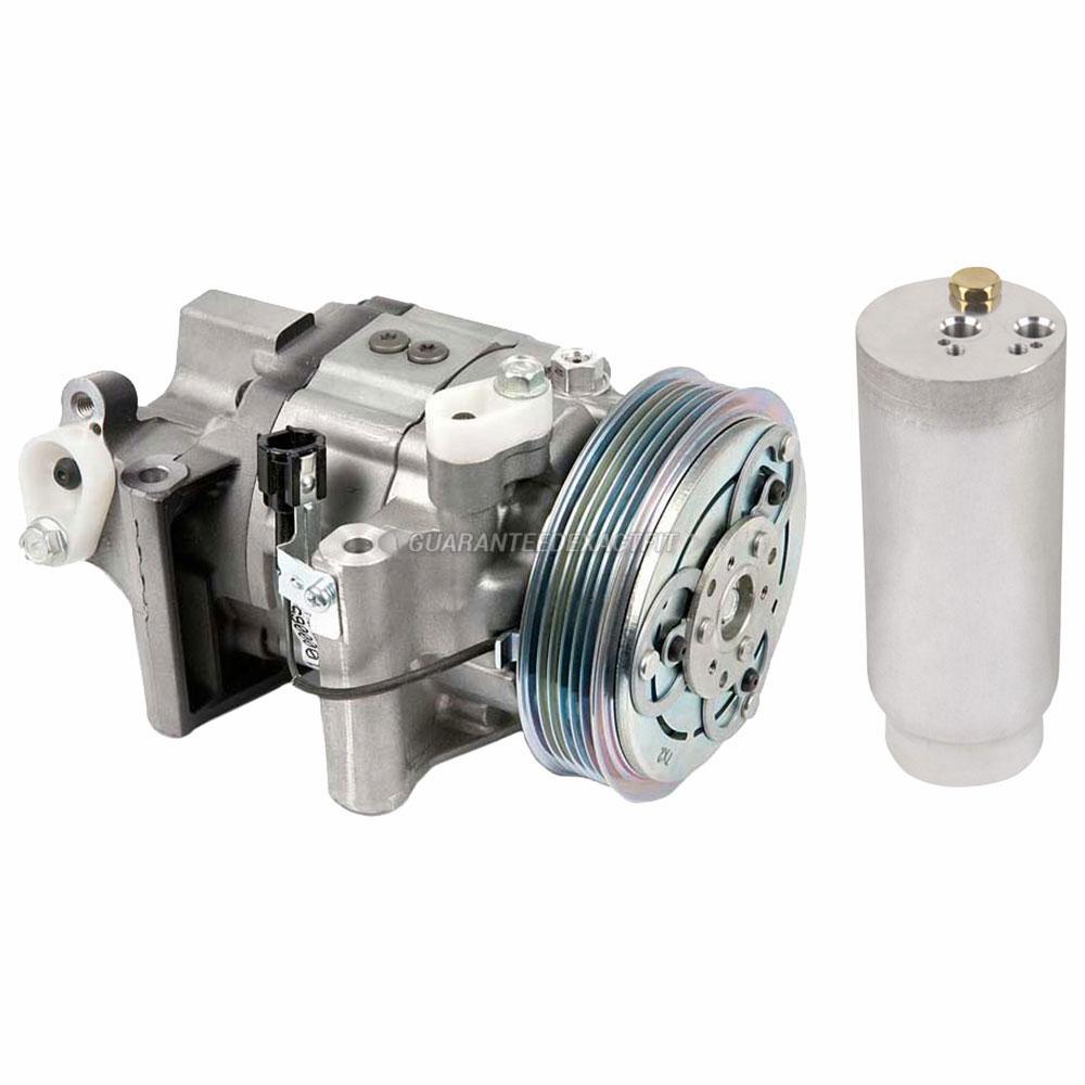 AC Compressor w// A//C Repair Kit For Chevy Corvette 1997 1998 1999 BPF